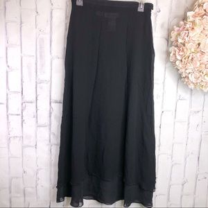 Jones New York 100% Silk Skirt: Size 10